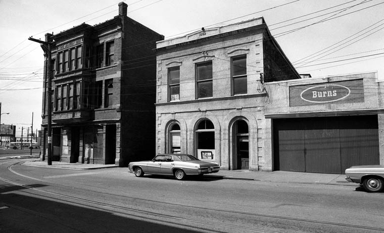Janion Building, Store St, Victoria, BC