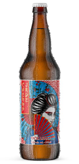 Cherry Jade Rice Lager