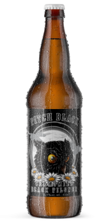 Pitch Black Pilsener