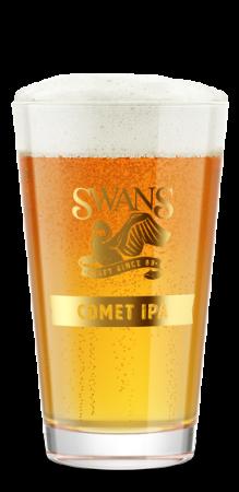 Swans Comet IPA Beer