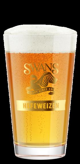 Swans Hefeweizen Beer