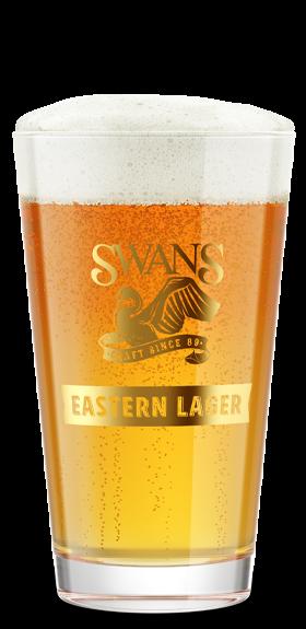 Swans Eastern Lager Beer